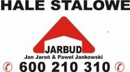 Hale stalowe i docieplenia Gdańsk, Przedsiebiorstwo Budowlane Jarbud, Logo